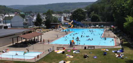 Parks recreation for Memorial park swimming pool hours